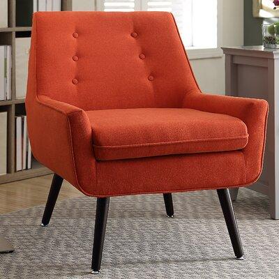 Eytel Armchair Upholstery: Pimento