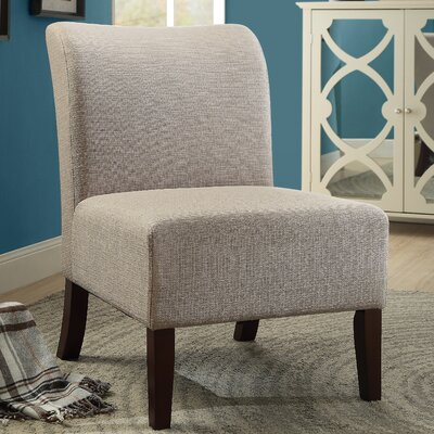 Willimantic  Slipper Chair Upholstery: Taupe
