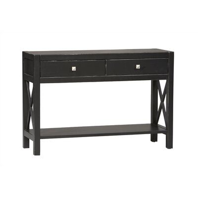In store financing Anna Console Table...