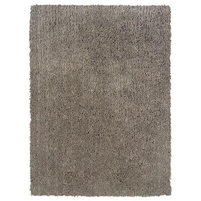 Copenhagen Hand-Tufted Gray Area Rug Rug Size: 8 x 10