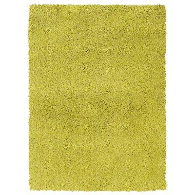 Copenhagen Hand-Tufted Endive Green Area Rug Rug Size: 110 x 210