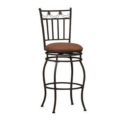 Rome 24 Swivel Bar Stool