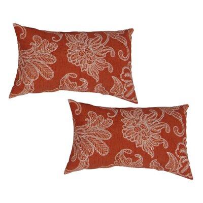 Kenwood Damask Lumbar Pillow