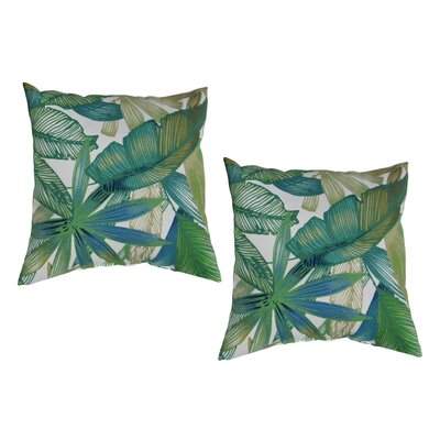 Bainbridge Floral Throw Pillow