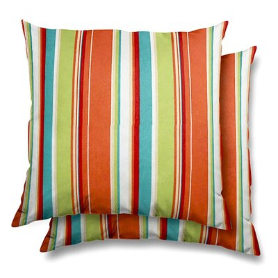 Yiru Eco-Friendly Indoor/Outdoor Throw Pillow