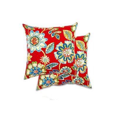 Sunelle Eco-Friendly Indoor/Outdoor Throw Pillow