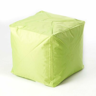 Nolhan Pouf Upholstery : Green