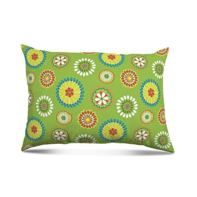 Manish Outdoor Lumbar Pillow