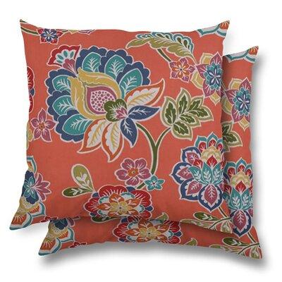 Ronna Outdoor Throw Pillow