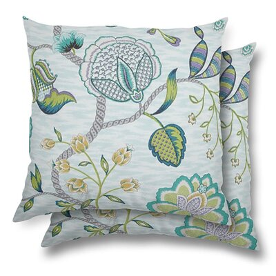 Kati Outdoor Throw Pillow