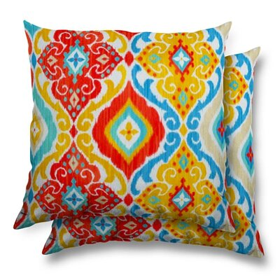 Raquel Throw Pillow