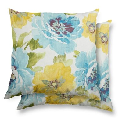 Kellison Outdoor Throw Pillow