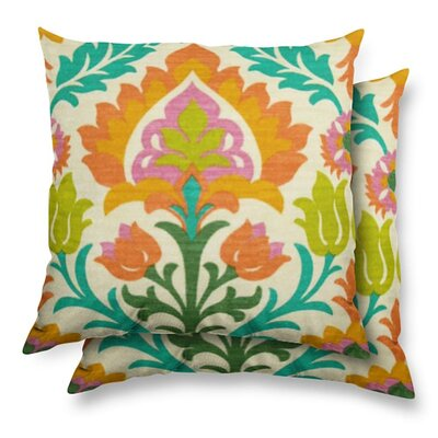 Javi Outdoor Throw Pillow