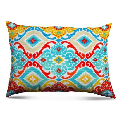 Narcissa Outdoor Lumbar Pillow