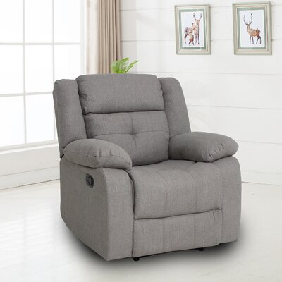 Torie Manual No Motion Recliner