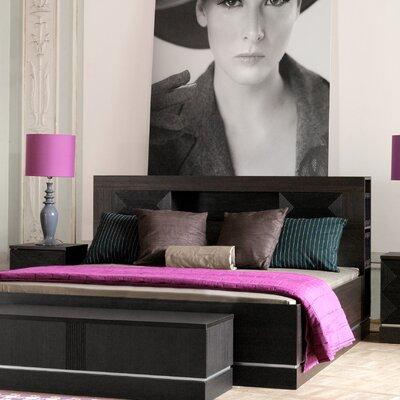 Stapleton King Bed Frame Size: Queen