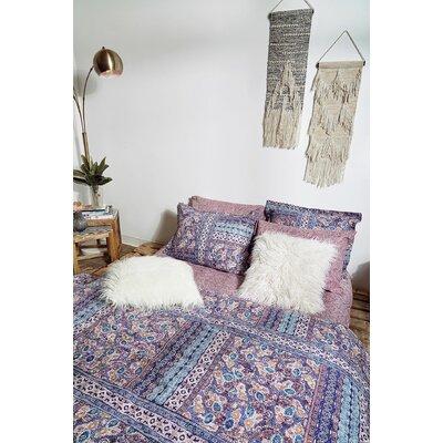 San Marcos Cotton Comforter Set Size: Full/Queen