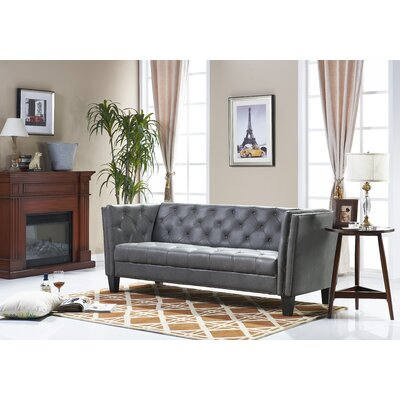 Belle Meade Chesterfield Sofa