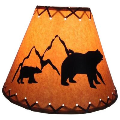 Bear 9 Paper Empire Lamp Shade