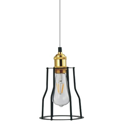 Ratner Industrial 1-Light Mini Pendant