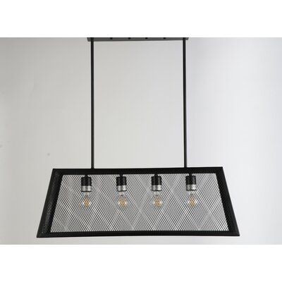 Manda 4-Light Kitchen Island Pendant