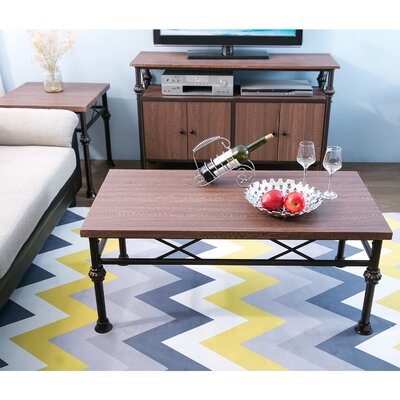 Endo 3 Piece Coffee Table Set