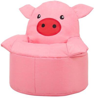 Bean Bag Chair Upholstery: Pink