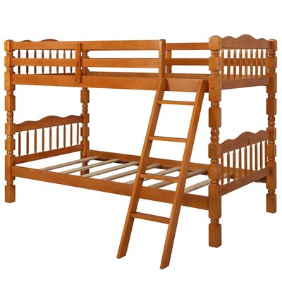 Earleton Twin Over Twin Bunk Bed