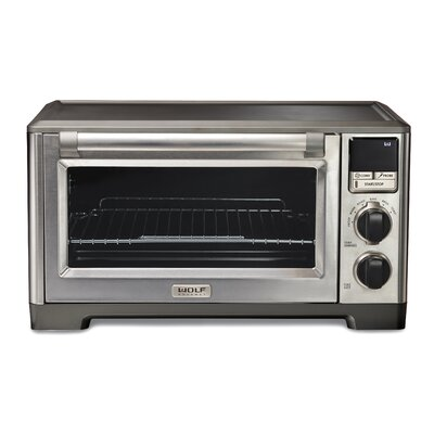 Countertop Oven Finish: Black WGCO110S
