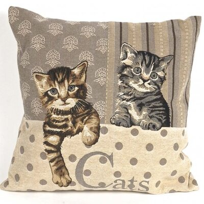 Bonilla Tapestry Cats Pillow Cover