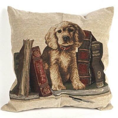 Bonilla Tapestry Cockapoo Pillow Cover