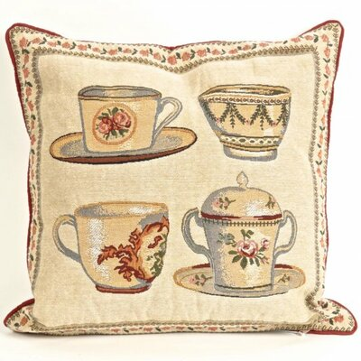 Halls Tapestry Cups Pillow Cover