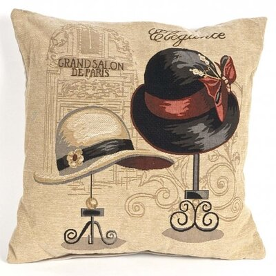 Bonilla Tapestry Grand Salon De Paris Pillow Cover