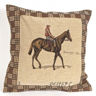Alise Tapestry Ranger Pillow Cover