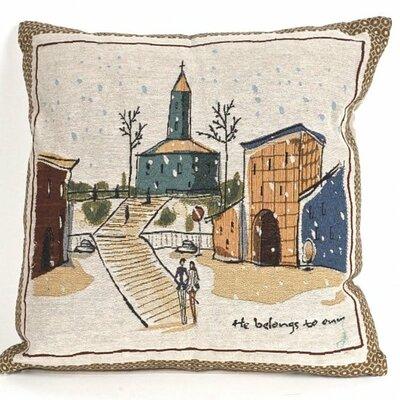 Bonilla Tapestry Street Walk Pillow Cover
