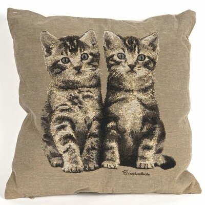 Bonilla Tapestry Whiskers Pillow Cover