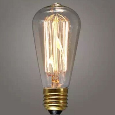 40W E26 Incandescent Light Bulb