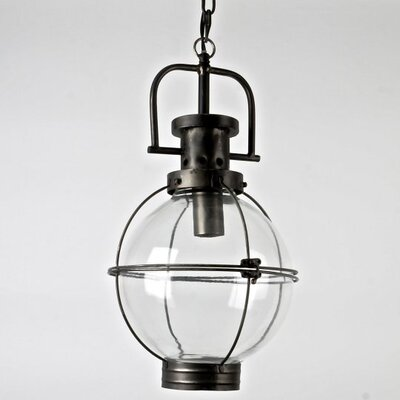 Joanne 1-Light Globe Pendant