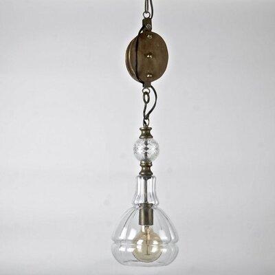 Shaquan 1-Light Mini Pendant