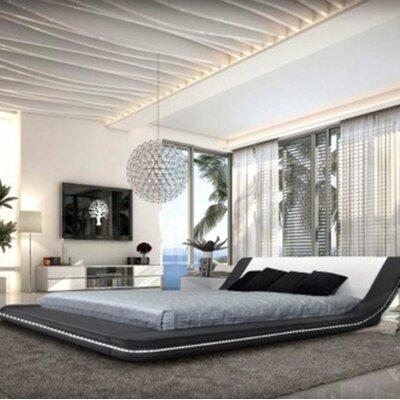 Konieczny Upholstered Platform Bed