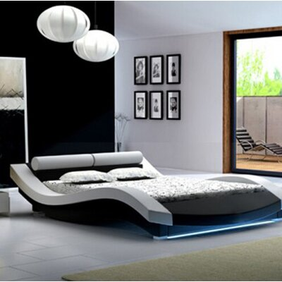 Konopka Upholstered Platform Bed