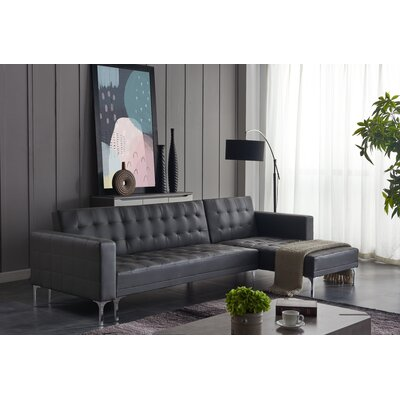 Ayler Modern Sleeper Sectional