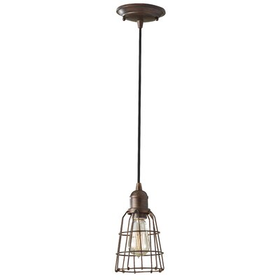Urban Renewal 1-Light Mini Pendant