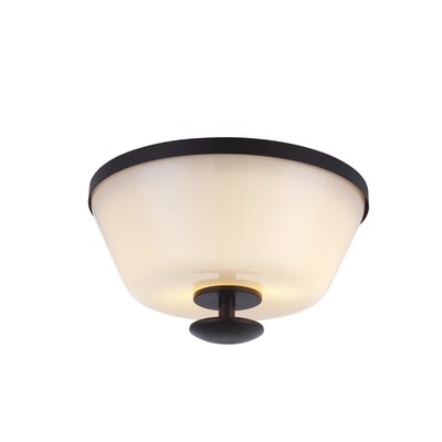 Huntley 2-Light Flush Mount