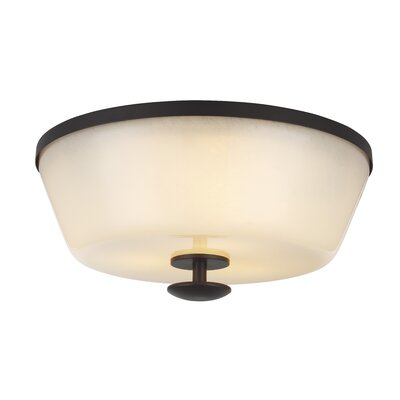 Huntley 3-Light Flush Mount