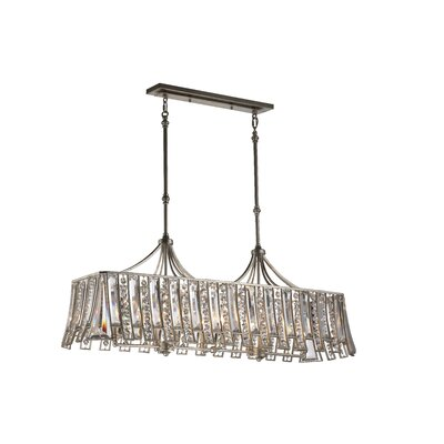 Soros 8-Light Kitchen Island Pendant