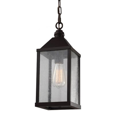Lumiere 1 Light Mini Pendant Bulb Type: Self Ballasted CFL GU24 13W