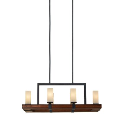 Madera 6-Light Kitchen Island Pendant
