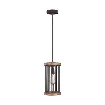 Furniture-Feiss Locke 1 Light Mini Pendant