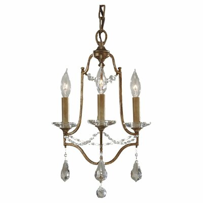 Valentina 3-Light Mini Chandelier